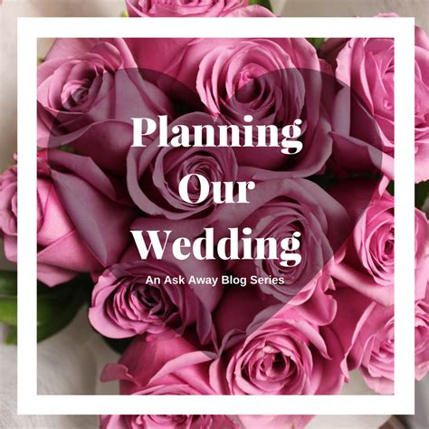 Planning Our Wedding by Ask Away Planning Our Wedding Invitations Catering