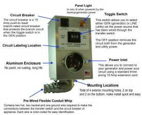 home generator transfer switch wiring diagram at manual ochikara biz
