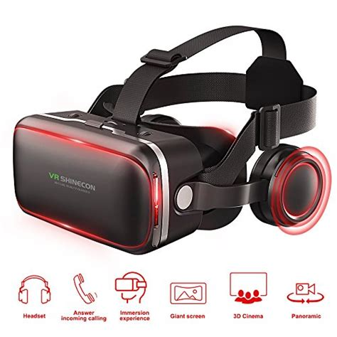 Vr 3d Panaramic pansonite 3d vr headset reality glasses panoramic view immersive experience vr headset
