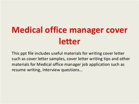 Clinical Services Manager Cover Letter by Office Manager Cover Letter