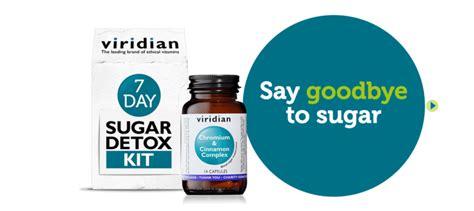 Viridian 7 Day Sugar Detox by Viridian Relaunches Sugar Detox Caign Www