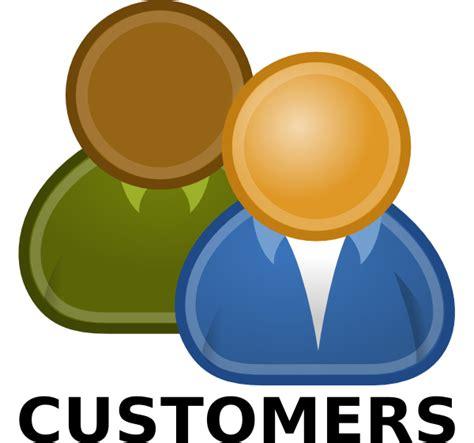 customers clip art  clkercom vector clip art  royalty  public domain