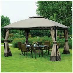 View Wilson & Fisher® 10' x 12' Windsor Dome Gazebo Deals ...