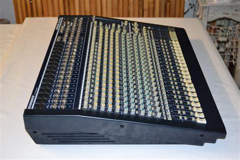 Mixer Eurodesk behringer eurodesk mx2442a image 651970 audiofanzine