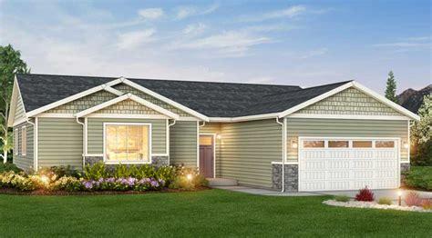 lexar homes villas lifestyle 1640 custom home plan by lexar homes