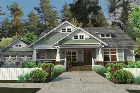 mission style home plans craftsman style house plan 3 beds 2 baths 1879 sq ft