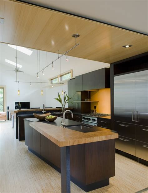 modern kitchen design idea 30 stylish functional contemporary kitchen design ideas