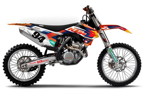 Ktm Factory Graphics N Style 2014 Ktm Factory Graphics Kit Aomc Mx