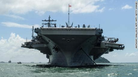boat crash raegan navy aircraft crashes in philippine sea cnnpolitics