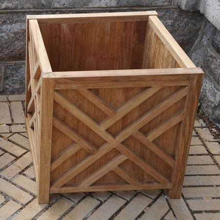 Outdoor Planters Clearance by 1000 Images About Chippendale On Teak