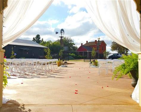 outside wedding venues midland tx wedding venues odessa tx mini bridal