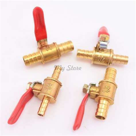 Ordinary Garden Hose Valve #3: 6mm-12mm-Hose-Barb-Inline-Brass-Water-Oil-Air-Gas-Fuel-Line-Shutoff-Ball-Valve-Pipe.jpg