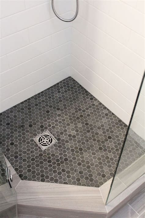 bathroom floor and shower tile ideas shower floor tile ideas home design