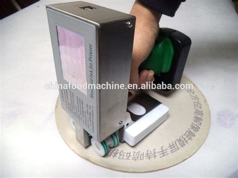 Small Inkjet Label Printer Logo Inkjet Printer Small Label Printing Machine Held