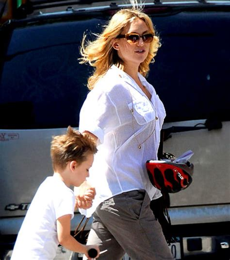 Hudson Has A New by April 30 How Kate Hudson Has Flaunted New Us