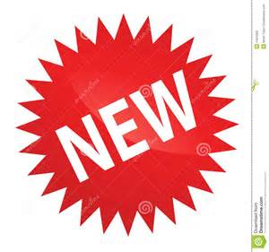 New sticker stock photography image 10623992