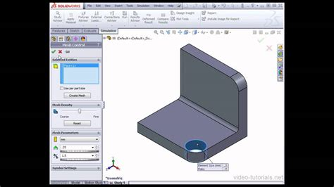 tutorial solidworks 2013 youtube solidworks 2013 simulation tutorials troubleshooting
