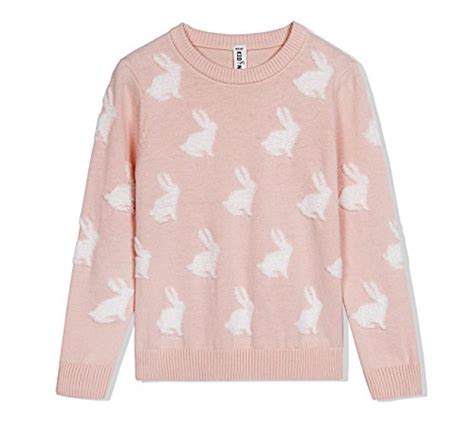 Rabyt Pink Sweater by Xl Pink Sweater