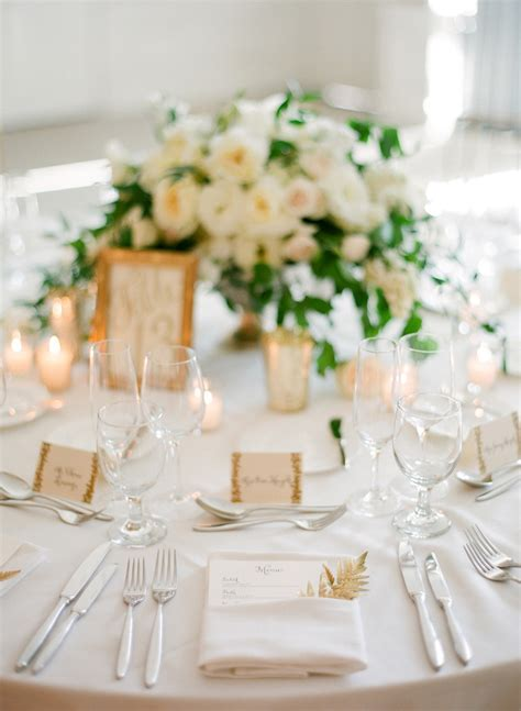 Romantic Wedding Table Setting Ideas That You Will Find
