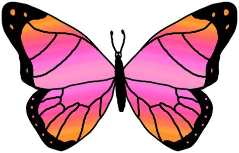 free butterfly clipart clipart butterfly outline clipart panda free clipart