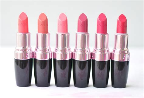 Avon Lipstick the uncurated avon ultra moisture rich lipstick review pictures swatches