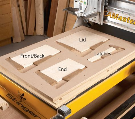 Router Box cnc joint box cnc cnc router and wedges