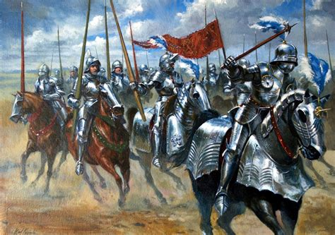 caballeros medievales estados pinterest medieval a group of knights charge into battle warriors and armor pinterest knight medieval and