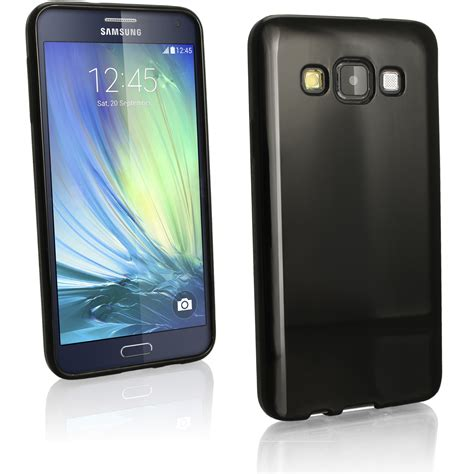Hardcase Fuze Samsung Galaxy A3 igadgitz glossy tpu gel skin cover for samsung galaxy