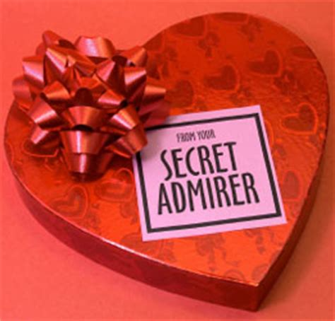 from secret admirer is in the secret admirer the bossy pally and the
