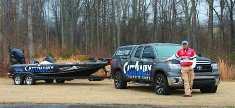 skeeter boat sponsorship castaway rods strengthens partnership with b a s s pro
