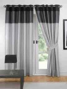 Grey Black And White Curtains Document Moved