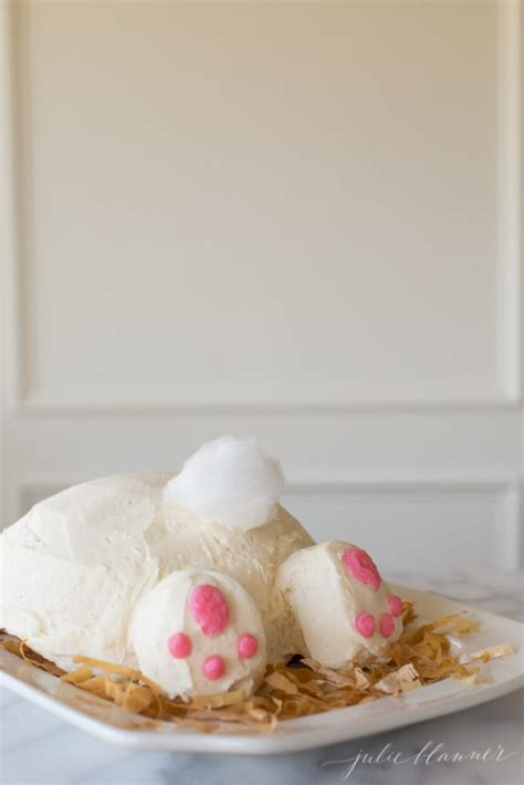 easy easter desserts adorable bunny cake an easy easter dessert recipe
