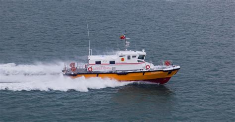 Ambulance Boat 10 M lo 231 a engineering nb16 tosun n 2012