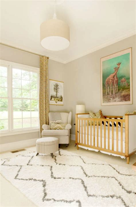 Nursery Rooms by Gender Neutral Nursery Color Schemes Project Nursery