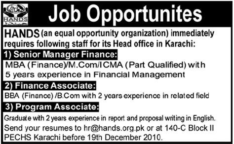 Mba Qualified by Advertised On Newspapers Jang Express