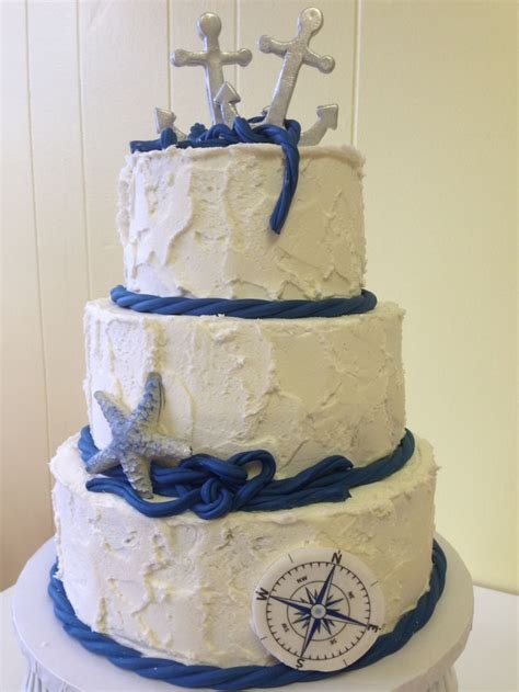 nautical wedding cake cake ideas nautical wedding cakes nautical wedding and