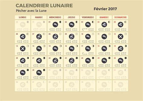 Calendrier De La Lune Calendrier Lunaire Pour La P 234 Che P 202 Cher Avec La Lune