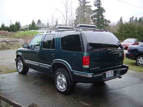 how to learn about cars 1998 chevrolet blazer lane departure warning chevrolet blazer 1998 reviews prices ratings with various photos