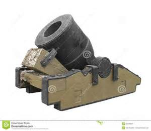 Cannon isolated royalty free stock photography image 25078047