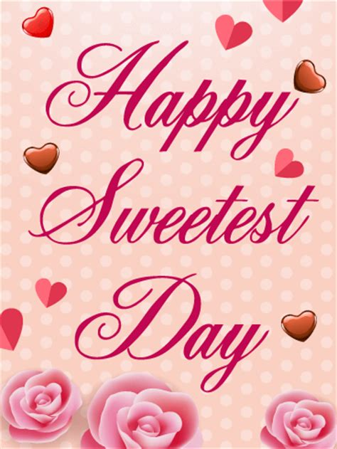 sweetest day pictures images page sweetest day card birthday greeting cards by davia