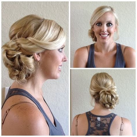 hairstyles with buns on the side side bun hairstyles 14 inkcloth