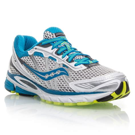saucony ride womens running shoes saucony progrid ride 5 womens running shoes silver
