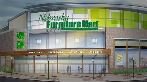 nebraska furniture mart is coming to