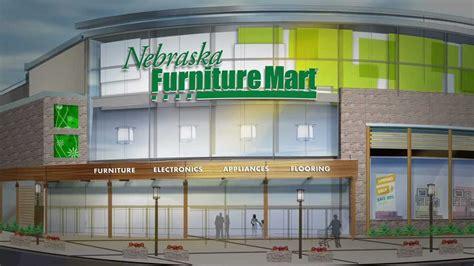 nebraska furniture mart  coming  texas youtube