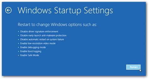how to fix t enter safe mode in windows 10