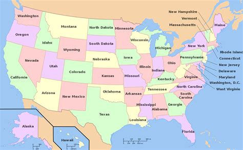 usa map with country names file map of usa with state names sco svg wikimedia commons