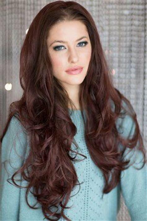Ho1398 Hair Ekstension Half Brown 163 31 99 3 4 hairpiece extension half wig ish brown wavy winnie brown half wigs