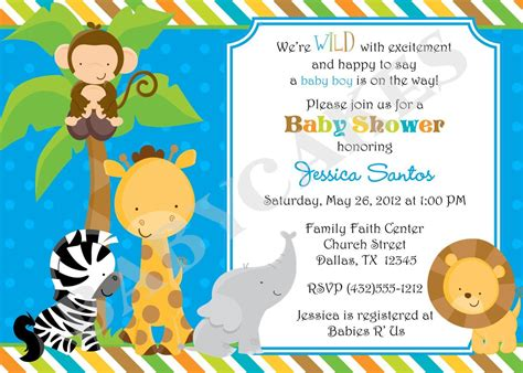 Free Jungle Invitation Template Jungle Jungle Animal Party Cachedjungle Ibd Afi Safari Invitation Template Free
