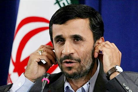 iran president mahmoud ahmadinejad ahmadinejad blasts president obama israel after u s