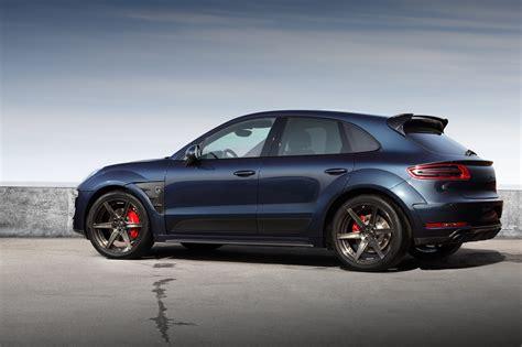 Porsche Macan Tuning by 2014 Topcar Porsche Macan Ursa 95b Suv Tuning Wallpaper